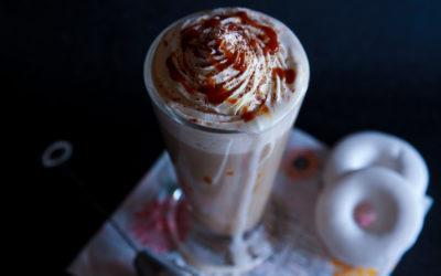 LeLatte macchiato comme chez Starbucks…