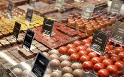 Visite au Salon du chocolat 2018 !