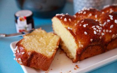 La brioche Nanterre comme à la boulangerie !