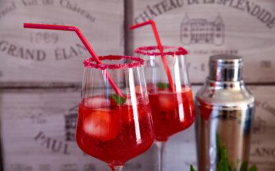 Cocktail pour le printemps !