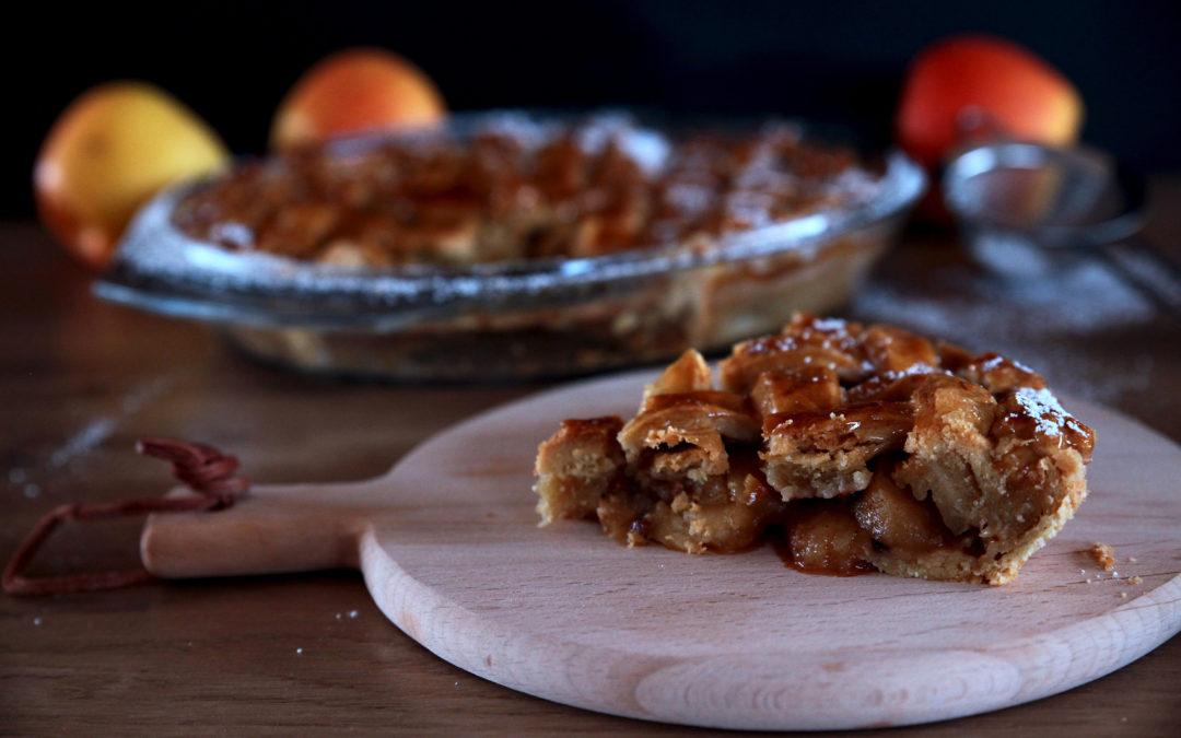 Tourte aux pommes (ou Apple Pie)