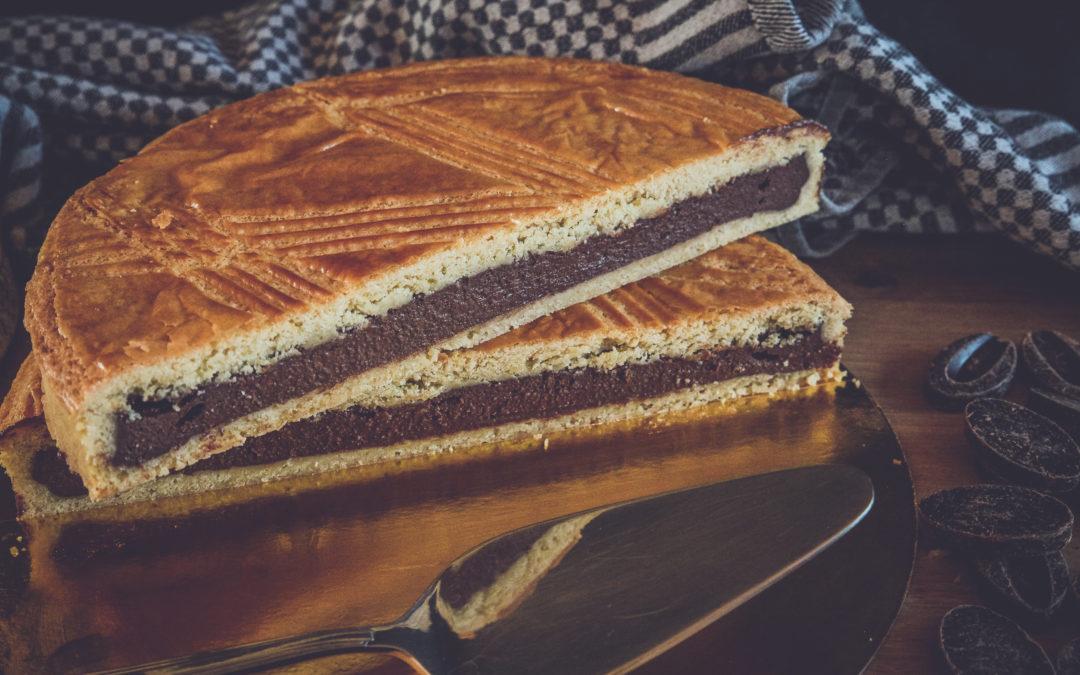 Gâteau Basque de françois perret