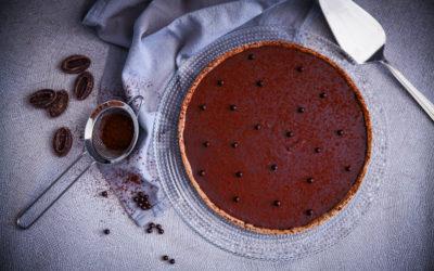 Tarte chocolat/sarrasin